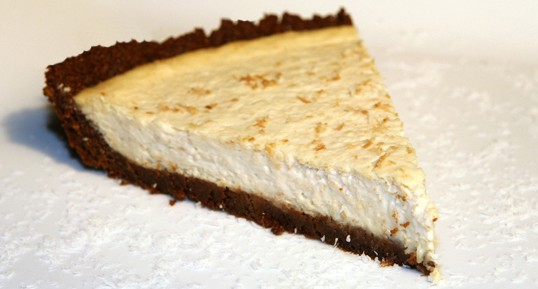 The 'Oh My' Coconut Cream Pie