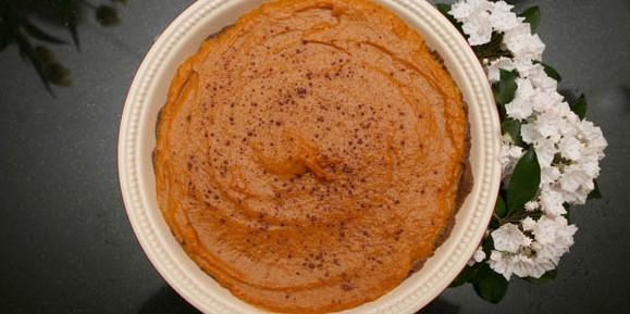 The 'Sweetest' Sweet Potato Pie